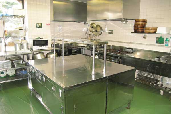 調理室の写真